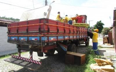 """Mutirão """"Cata-Móveis"""" será realizado nesta quinta em Itaúna"""
