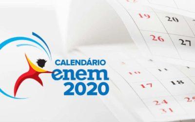 Inep publica cronograma do Enem