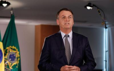 Bolsonaro fará pronunciamento de oito minutos no rádio e na TV