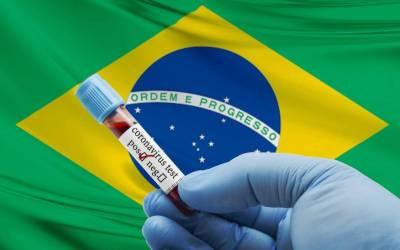 Brasil registra 42 novas mortes de um dia para o outro