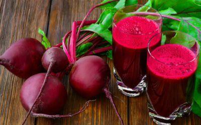 Suco de beterraba pode reduzir a pressão arterial?