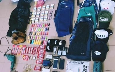 Autor de furto a supermercado é preso em Itaúna