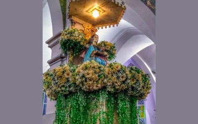 Segunda dia 26 de julho é dia de Sant'ana padroeira de Itaúna