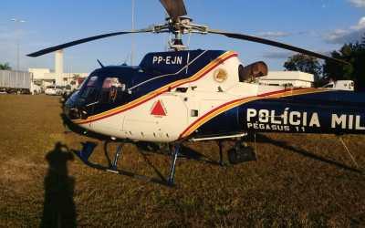 PM realiza ações preventivas em Itaúna