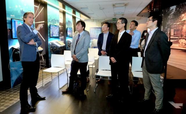 Empresas tecnológicas y centros de investigación japoneses se interesan por Santander Smart City