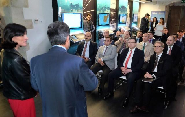 Santander comparte su modelo de smart city y gestión de residuos con Turquía