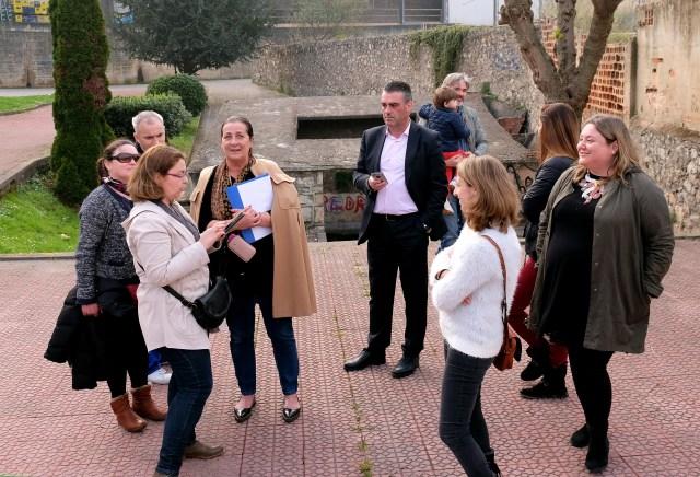 El Ayuntamiento colaborará con la nueva asociación vecinal Ibero Tanagra