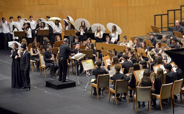 Alumnos y profesores del conservatorio ofrecen el martes un concierto a favor de Nuevo Futuro