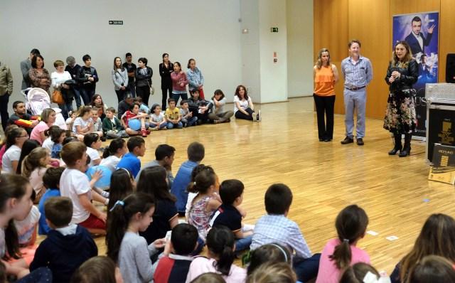 El Palacio de Exposiciones acoge la fiesta anual de la Asociación de Celíacos de Cantabria