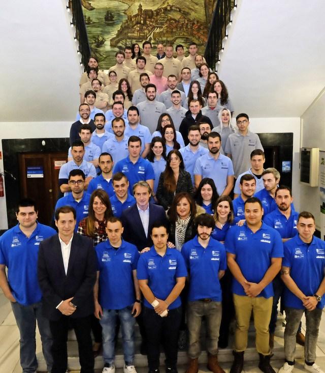 Sesenta jóvenes santanderinos se formarán en dos escuelas taller de Nuevas Tecnologías