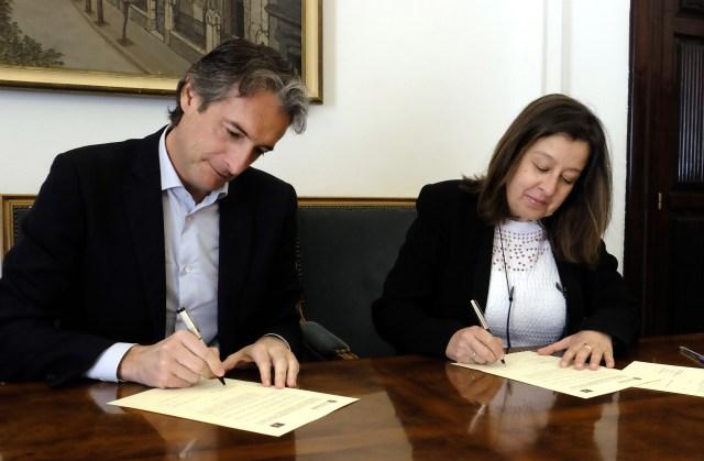 Alumnos del Instituto Peñacastillo harán prácticas en los servicios municipales de Turismo