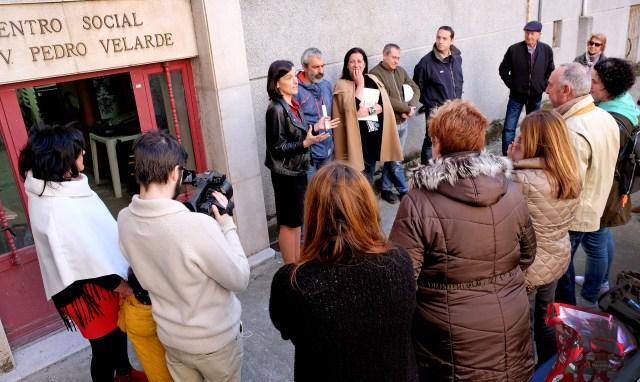 El Ayuntamiento rehabilita la sede de la AAVV Grupo Velarde, que retoma su actividad