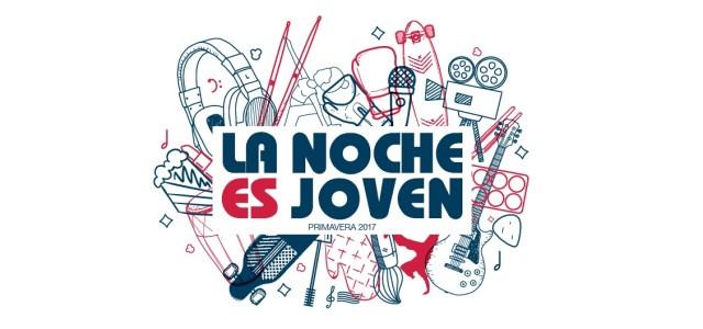 Más de 70 actividades conforman la nueva edición de primavera de 'La Noche es Joven'