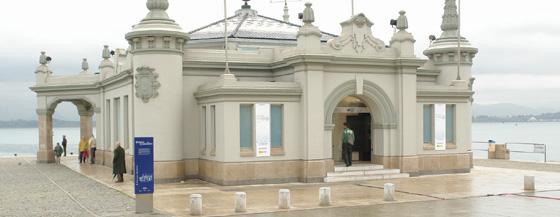 Palacete del Embarcadero   Portal Ayuntamiento Santander