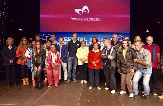 El alcalde entregará el miércoles los Premios Solidarios Alberto Pico