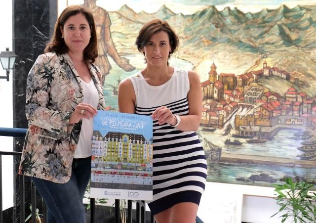 El Casino acoge desde mañana la exposición del I Certamen Internacional de Pintura Naïf de Santander