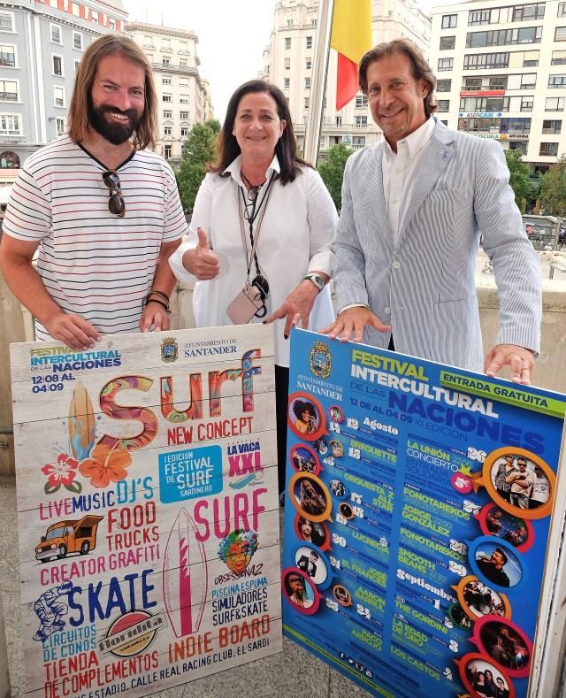 Santander acoge hasta el 4 de septiembre la XI edición del Festival Intercultural
