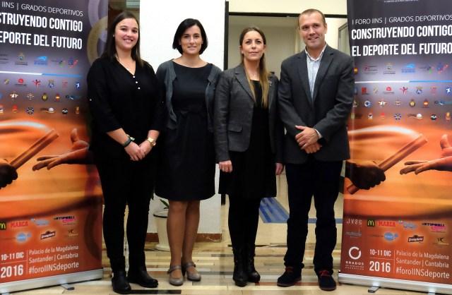 Santander acogerá el Foro del Instituto Internacional de Excelencia y Certificaciones Deportivas