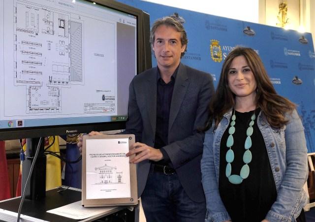 Sale a licitación la remodelación del Centro Cultural Doctor Madrazo