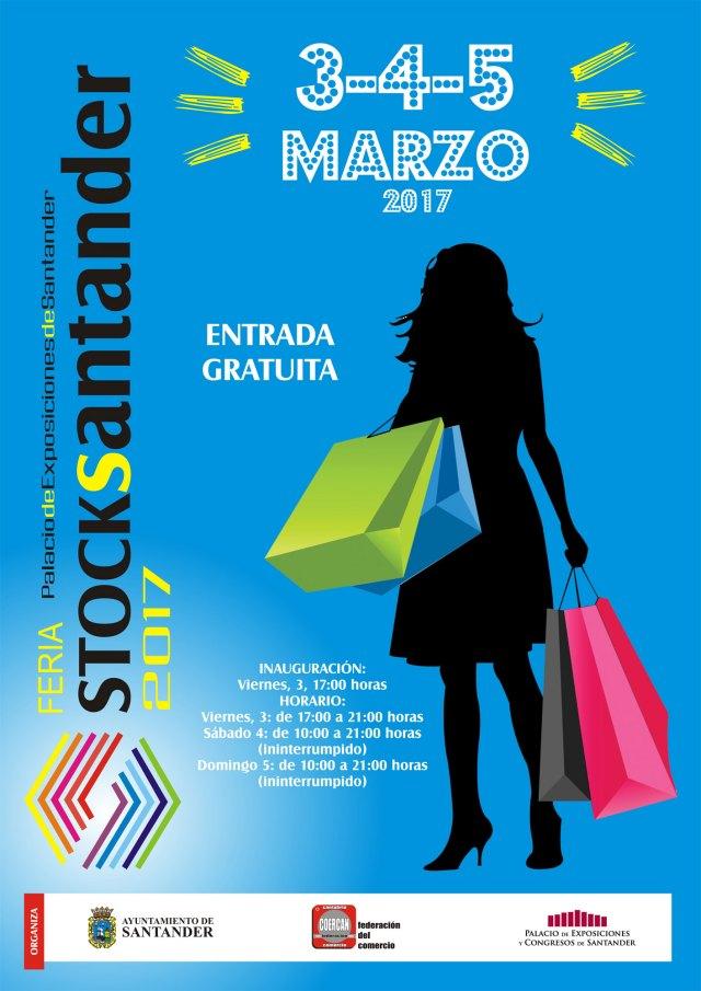 Un total de 63 establecimientos participan desde el viernes en la Feria de Stock Santander