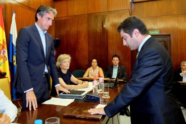 Portilla gestionará Educación y Juventud y González Pescador asumirá Empleo y Desarrollo Empresarial