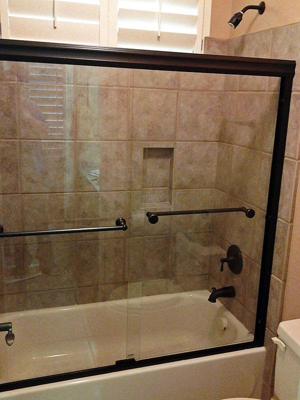 bathroom remodeling custom tile
