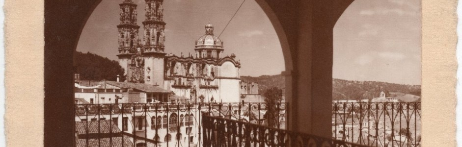 A Brief History of Taxco De Alarcon