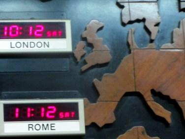 Laiks Eiropā