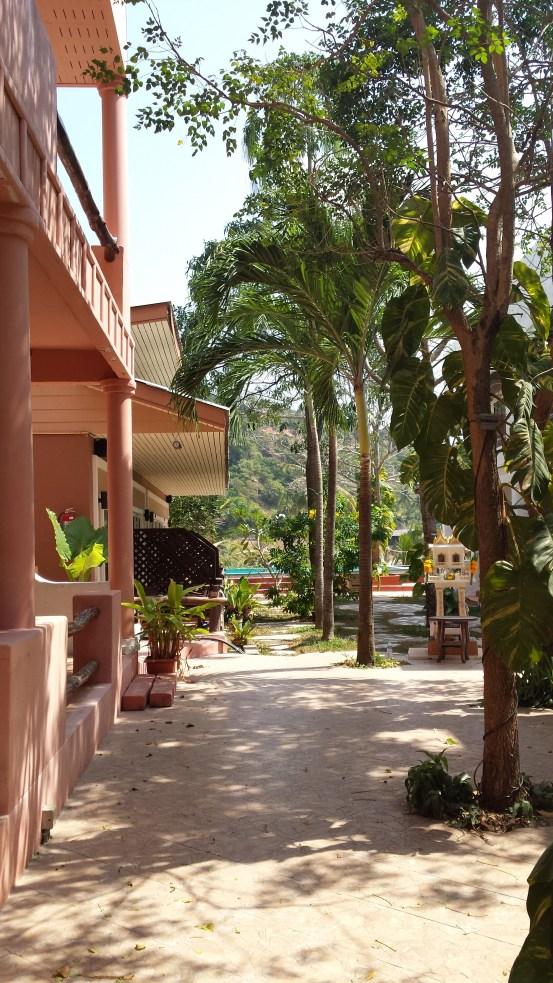 Toscana resort pagalmā