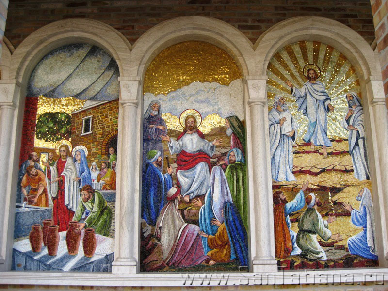 The Magnificent Via Crucis in Giulianova