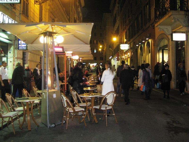 «Меню дня» или как не умереть с голоду  в Риме