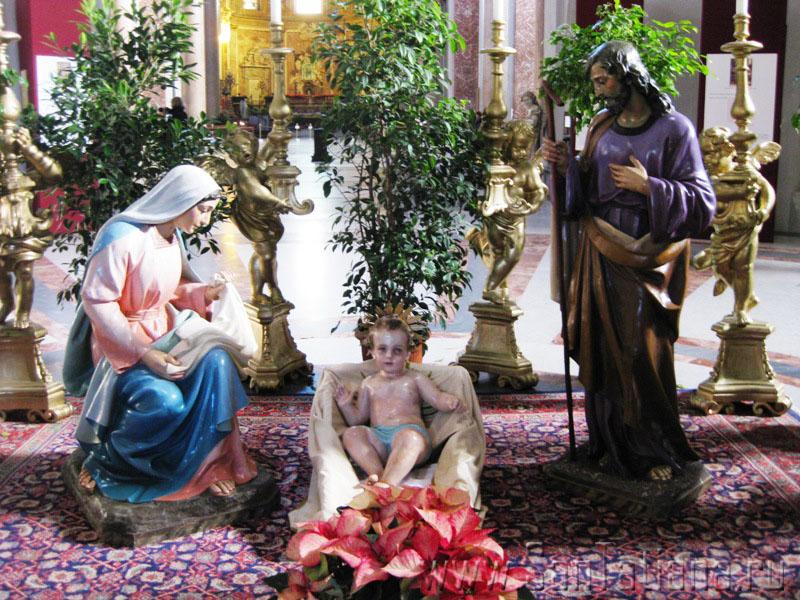 Базилика Santa Maria degli Angeli – самая необычная церковь в Риме (6/6)