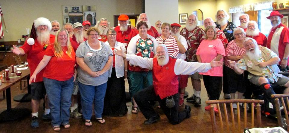 Performing for Christmas Folks 2015 class