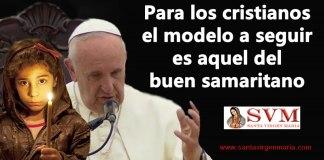 Tres días con el Papa Francisco