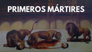 Primeros Mártires de la Santa Iglesia Romana fiesta celebracion 30 de junio