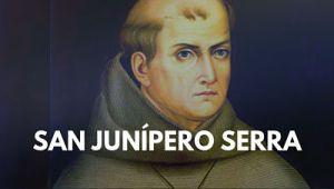 San Junípero Serra biografia foto misionero español usa estados unidos united states saint catholic