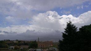 Núvols amenaçant tempesta // Rafa García