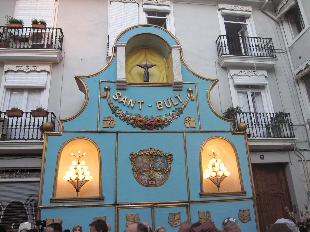 Altar Sant Bult