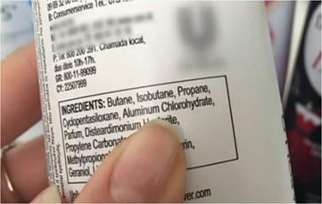 déodorant aluminium santé enfants