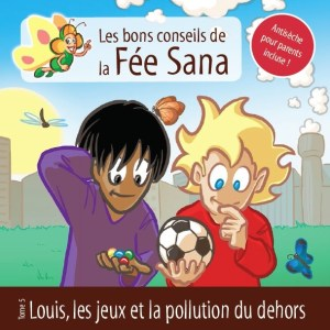 Fée Sana Pollution Jeux