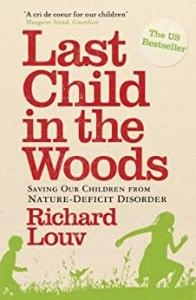 enfants nature Richard Louv - couverture du livre