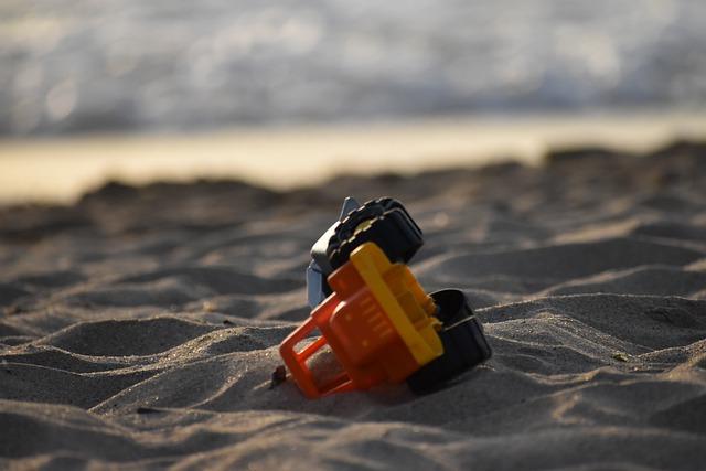 jouets substances toxiques - camion en plastique