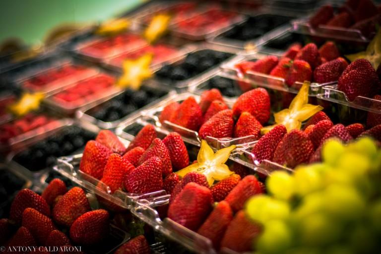 santé environnementale alimentation enfants - fraises et cassis