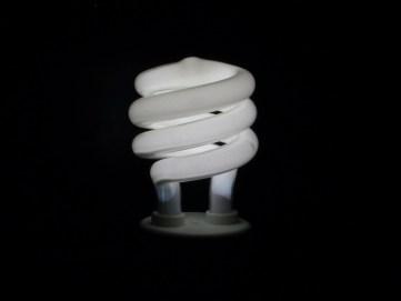 Mercure ampoule basse consommation
