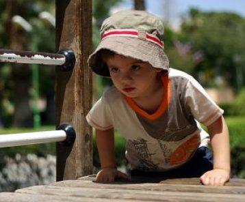 Grimper sante enfants environnement