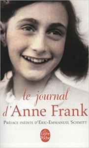 nature Anne Frank - couverture