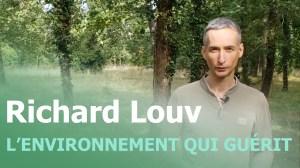 Environnements santé Richard Louv - vignette