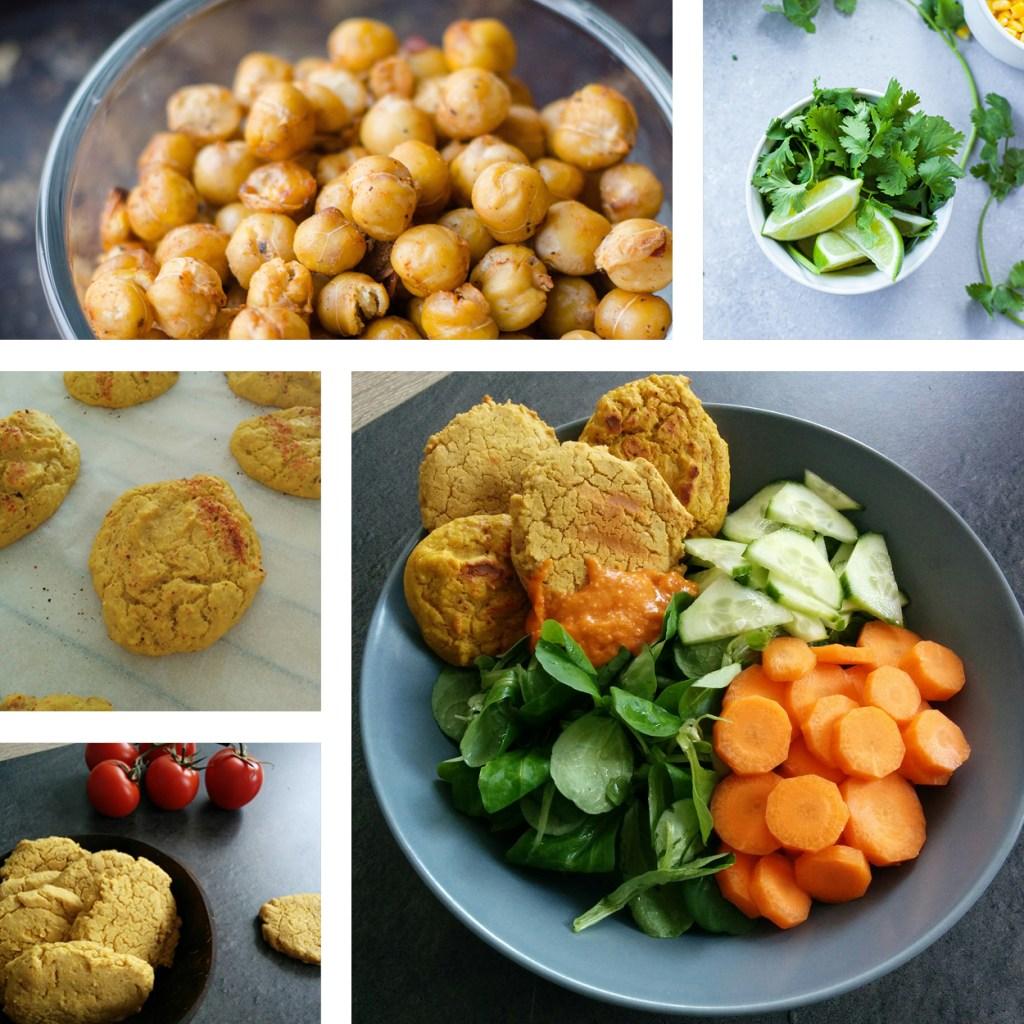 falafels vegan