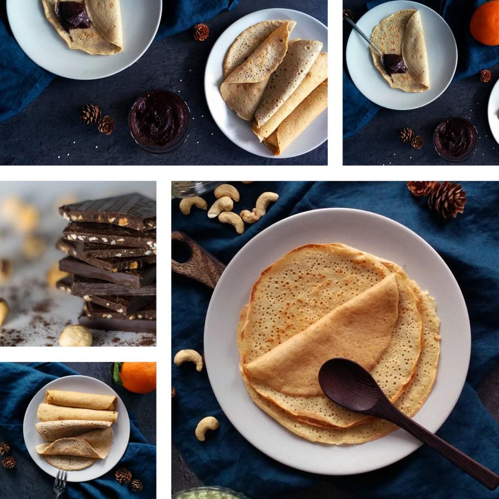 Crêpes IG bas sans gluten _ santé et gourmandise