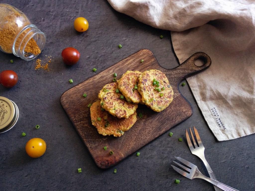 galettes de quinoa IG bas _ santé et gourmandise